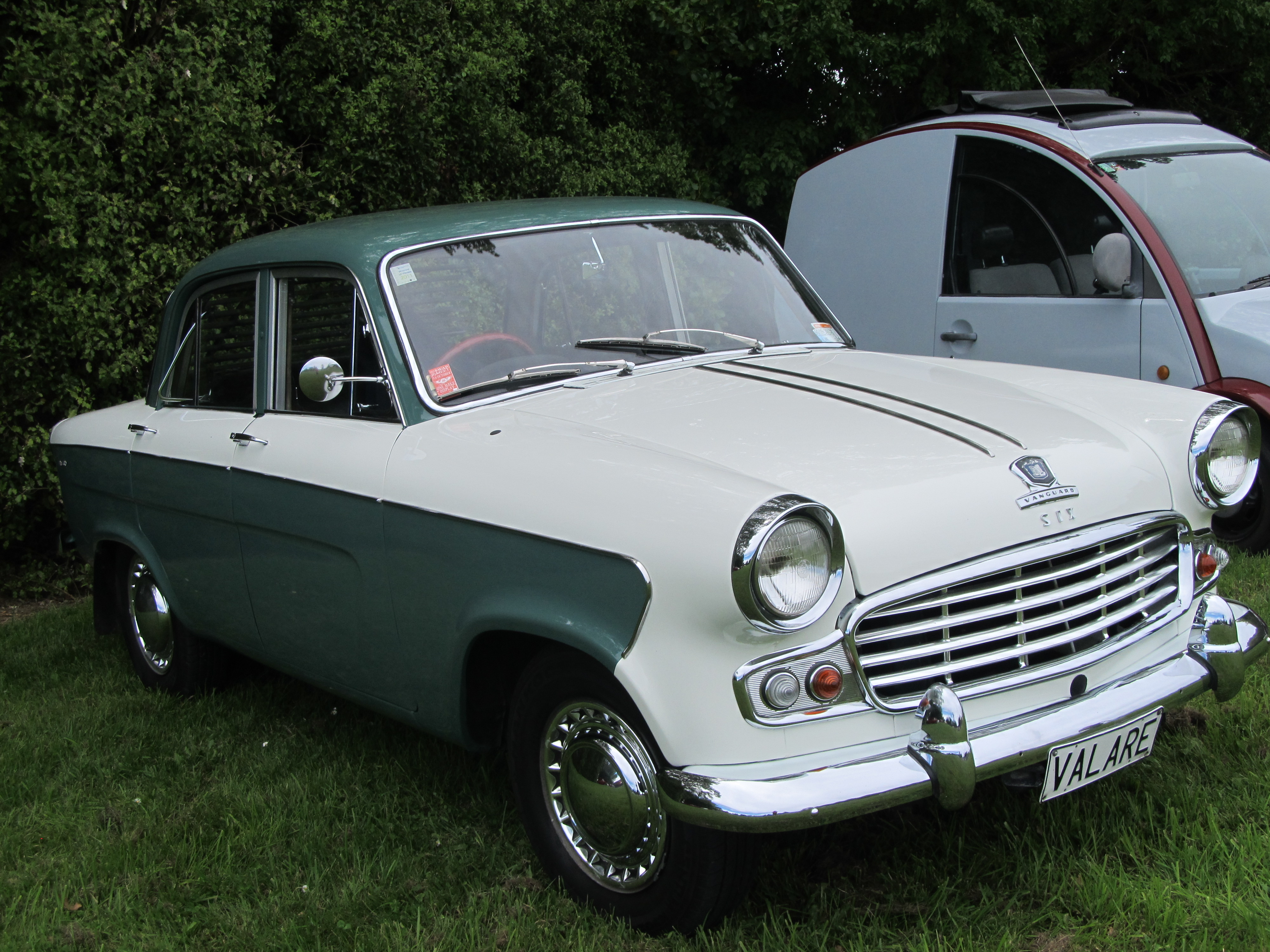 File:1962 Standard Vanguard 6 (6429736339).jpg - Wikimedia Commons
