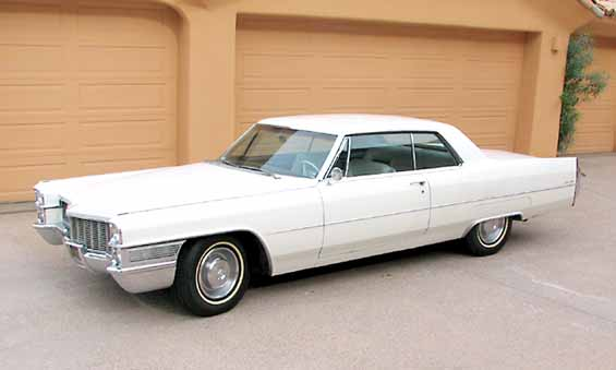 file 1965 cadillac coupe de wikipedia. Cars Review. Best American Auto & Cars Review