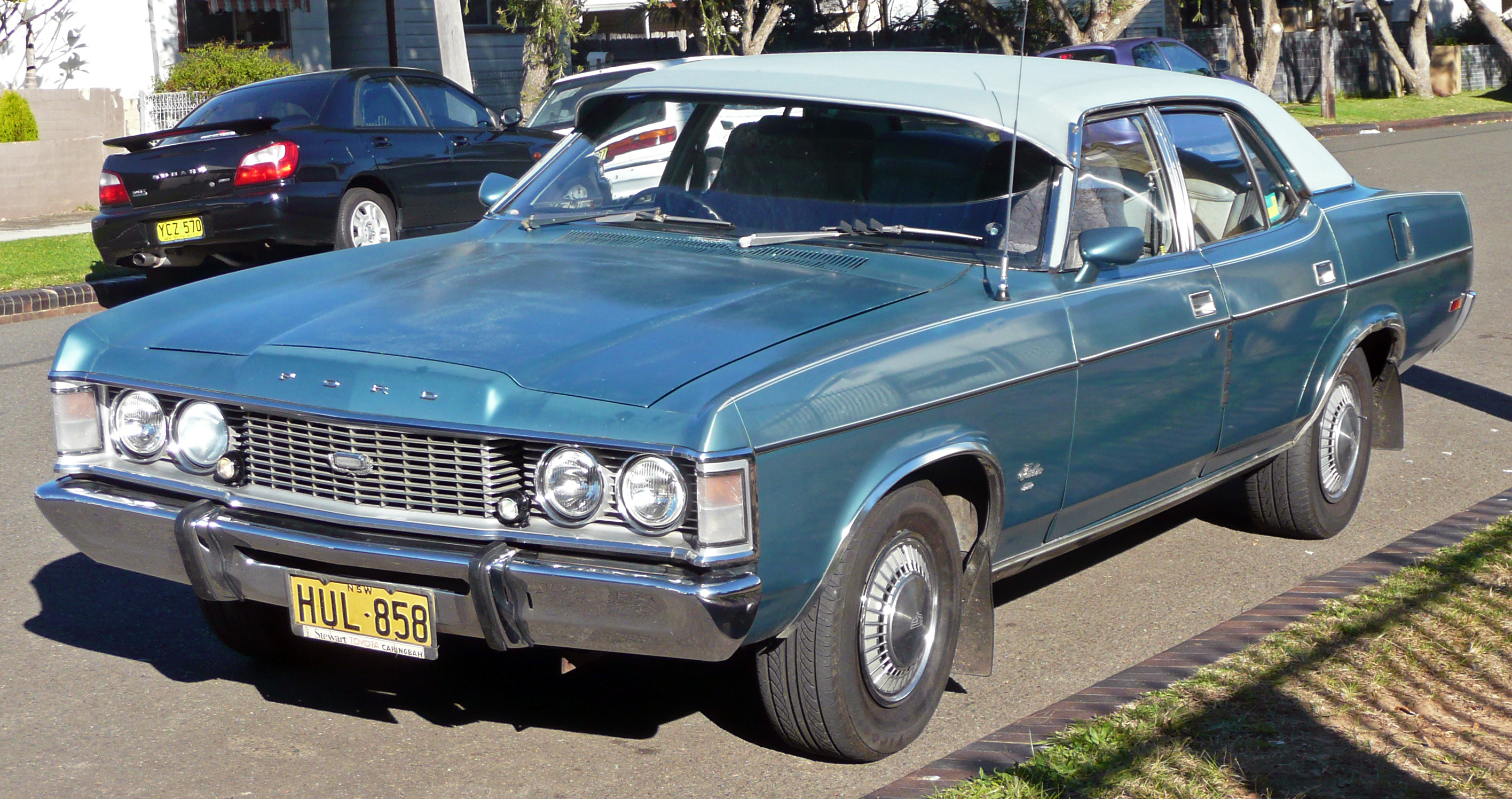 Image Result For Ford Torino In Australia