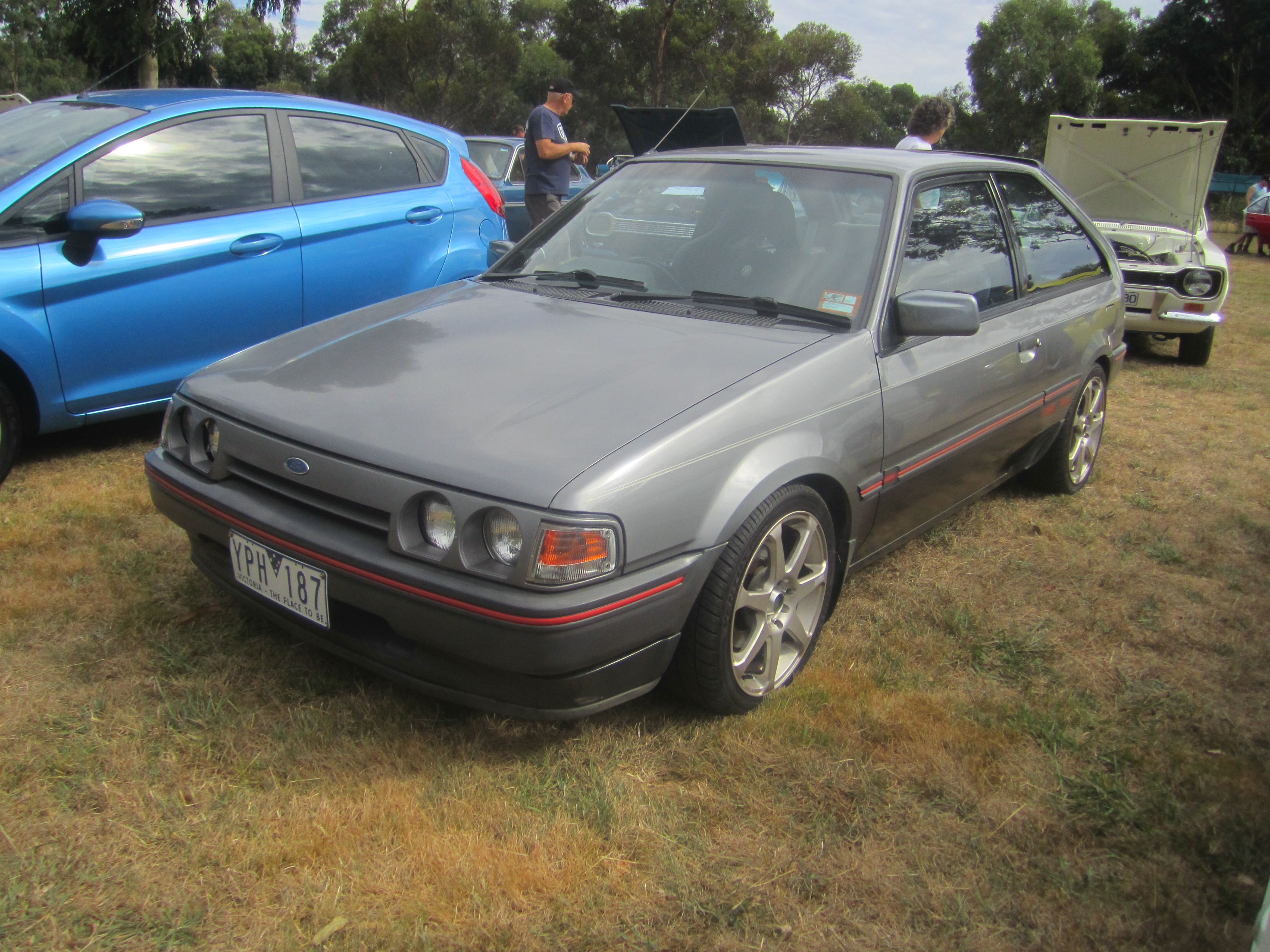 File 1988 Ford Laser Ke Tx3 Awd Turbo Jpg Wikimedia Commons