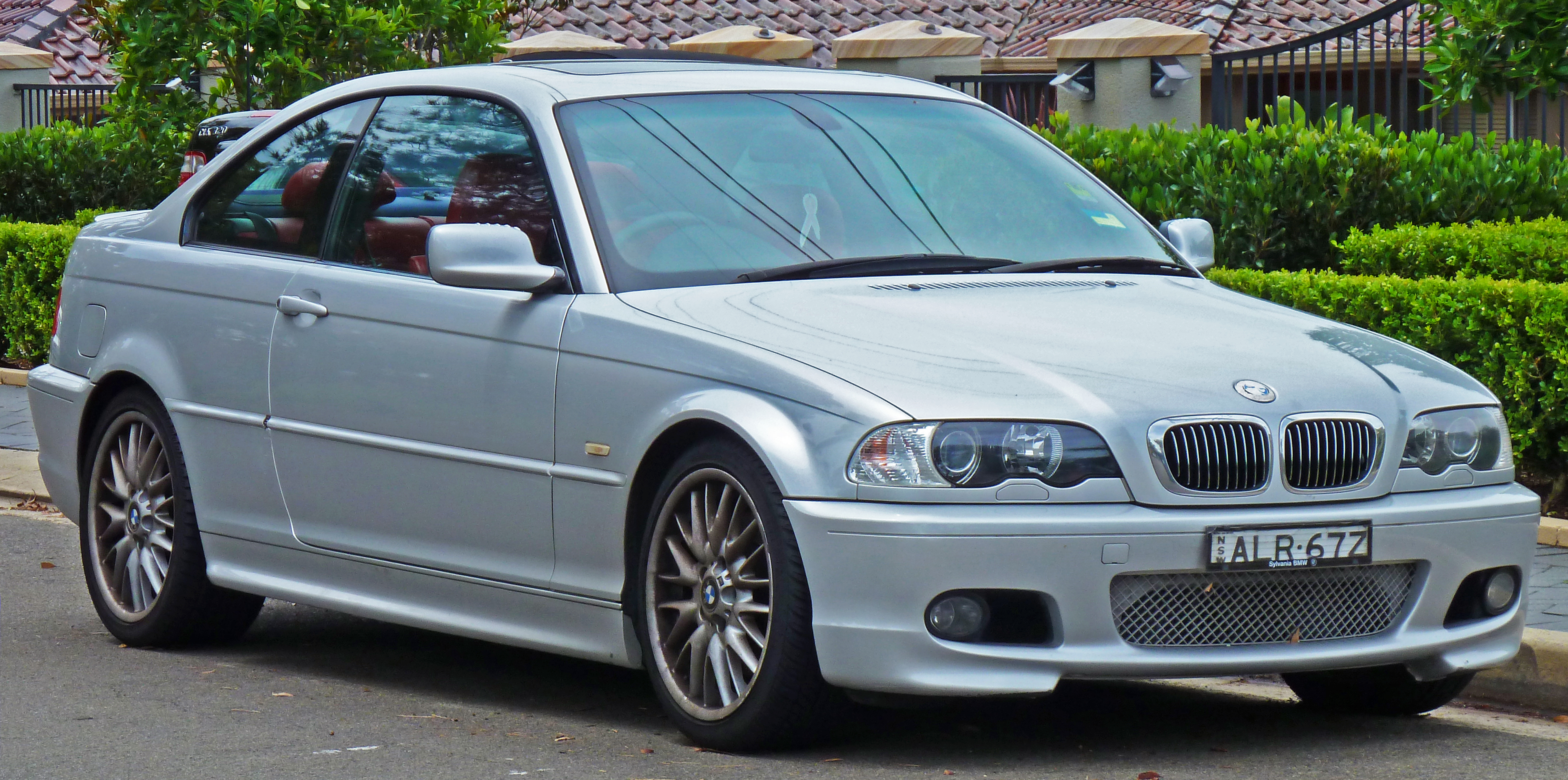 Bmw 318 Ci Coupe E46 2001