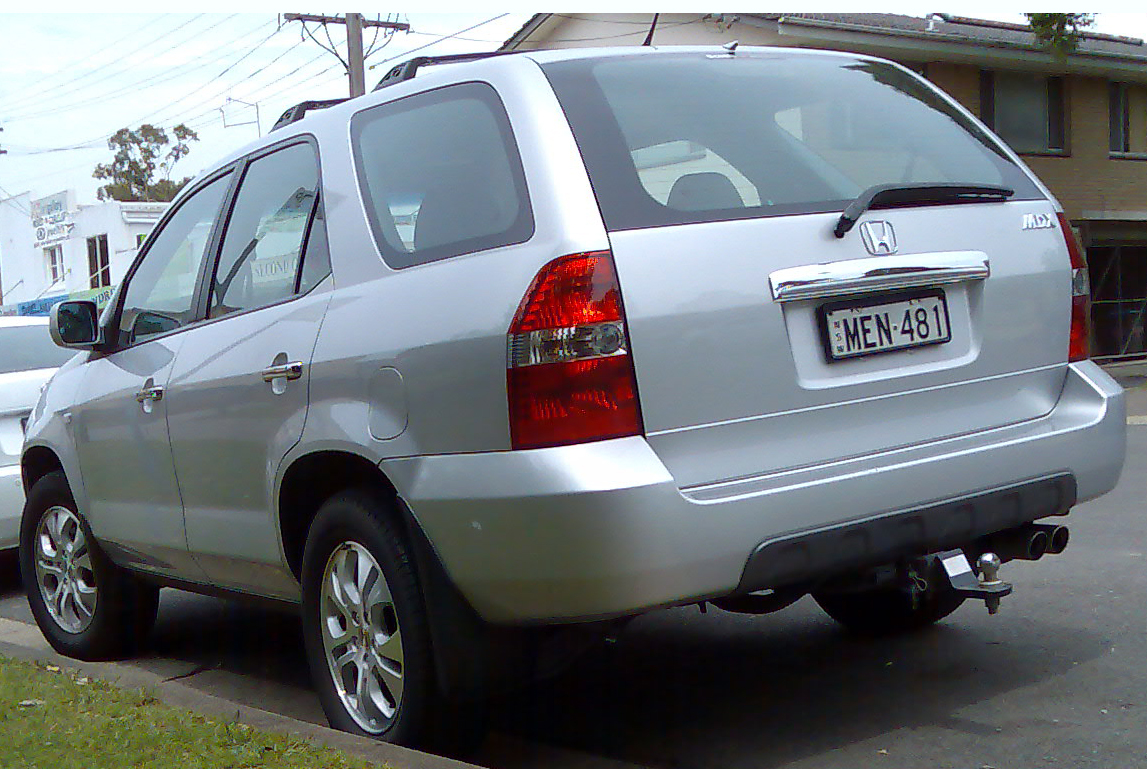 File 2003 2006 Honda Mdx 03 Jpg Wikimedia Commons