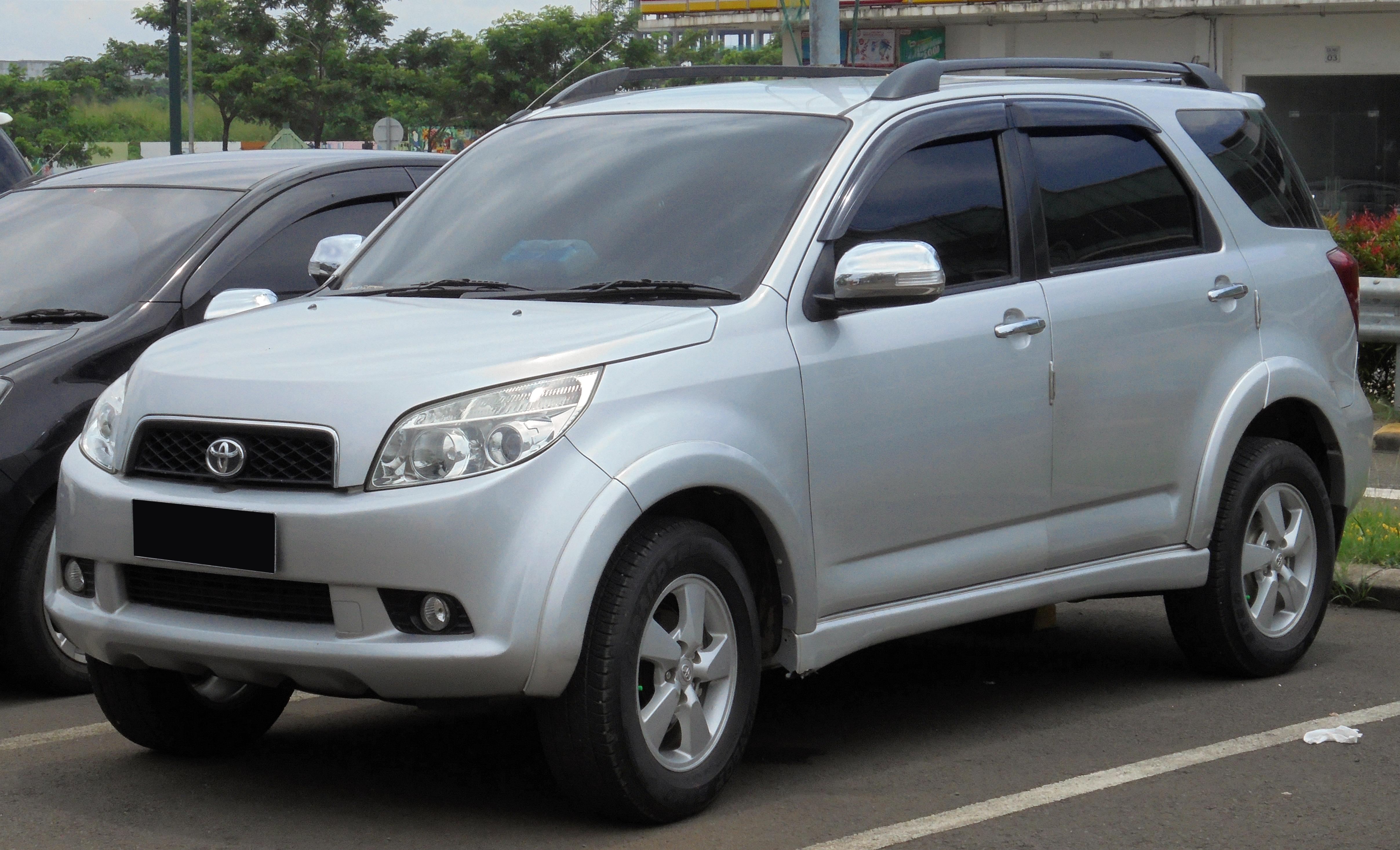 Kekurangan Toyota Rush 2010 Top Model Tahun Ini