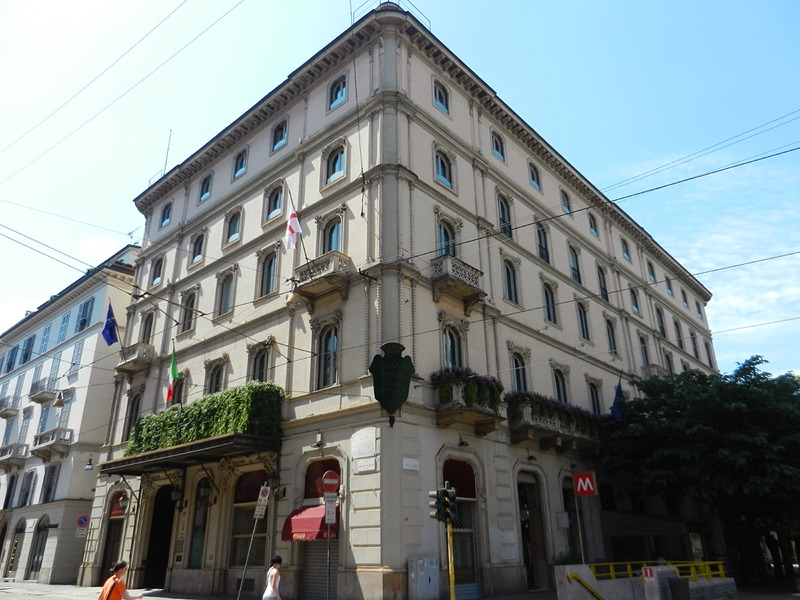 Category Grand Hotel Et De Milan Wikimedia Commons
