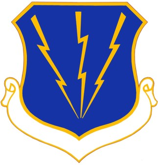3d Air Division crest