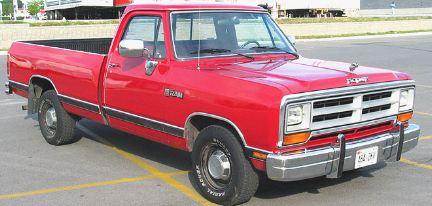 Ramf on 1988 Dodge Ram Van Fuel Pump