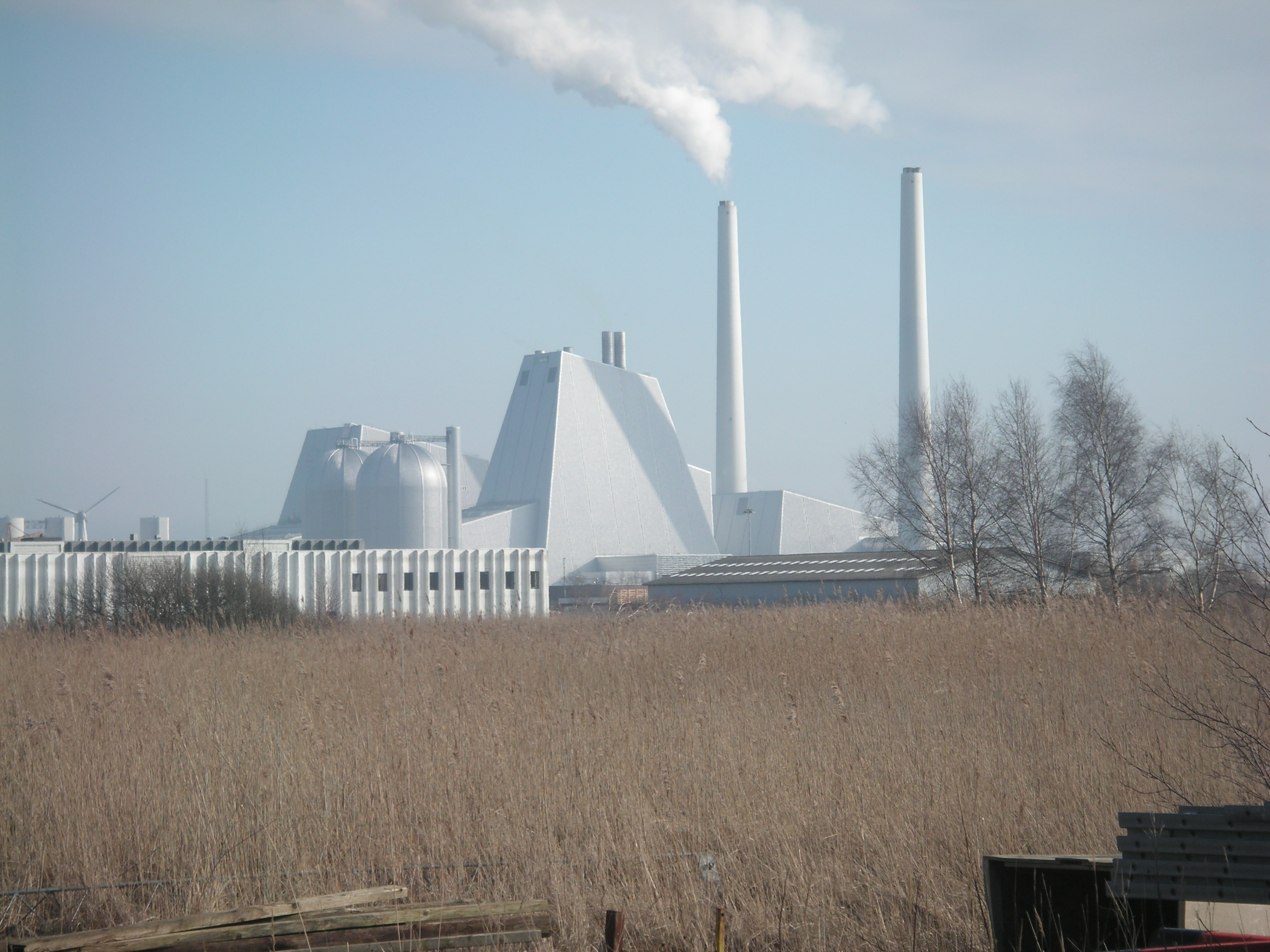 Biomass power stations in denmark for Chp form 362