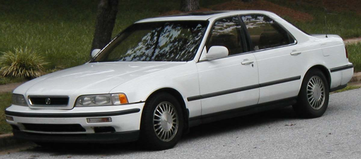 Acura Legend Wikipedia - 1994 acura legend for sale