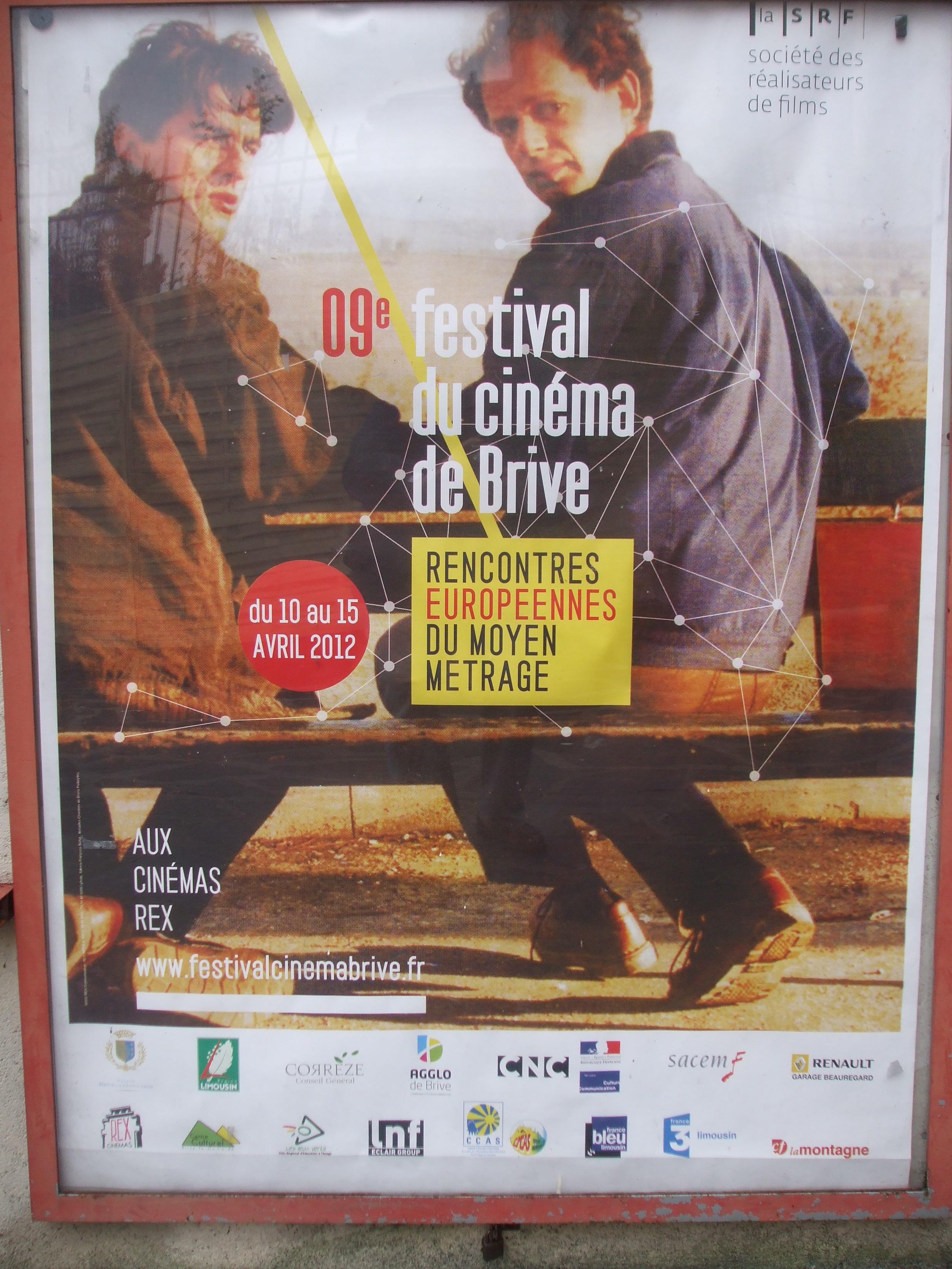 rencontres européennes du moyen métrage de brive