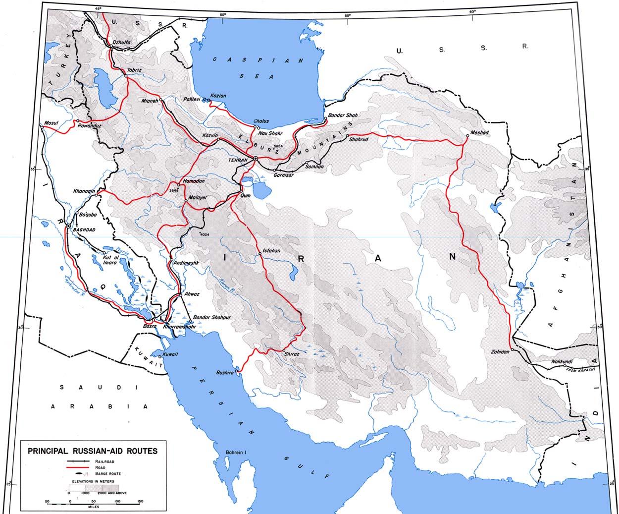 Persian Corridor - Wikipedia on
