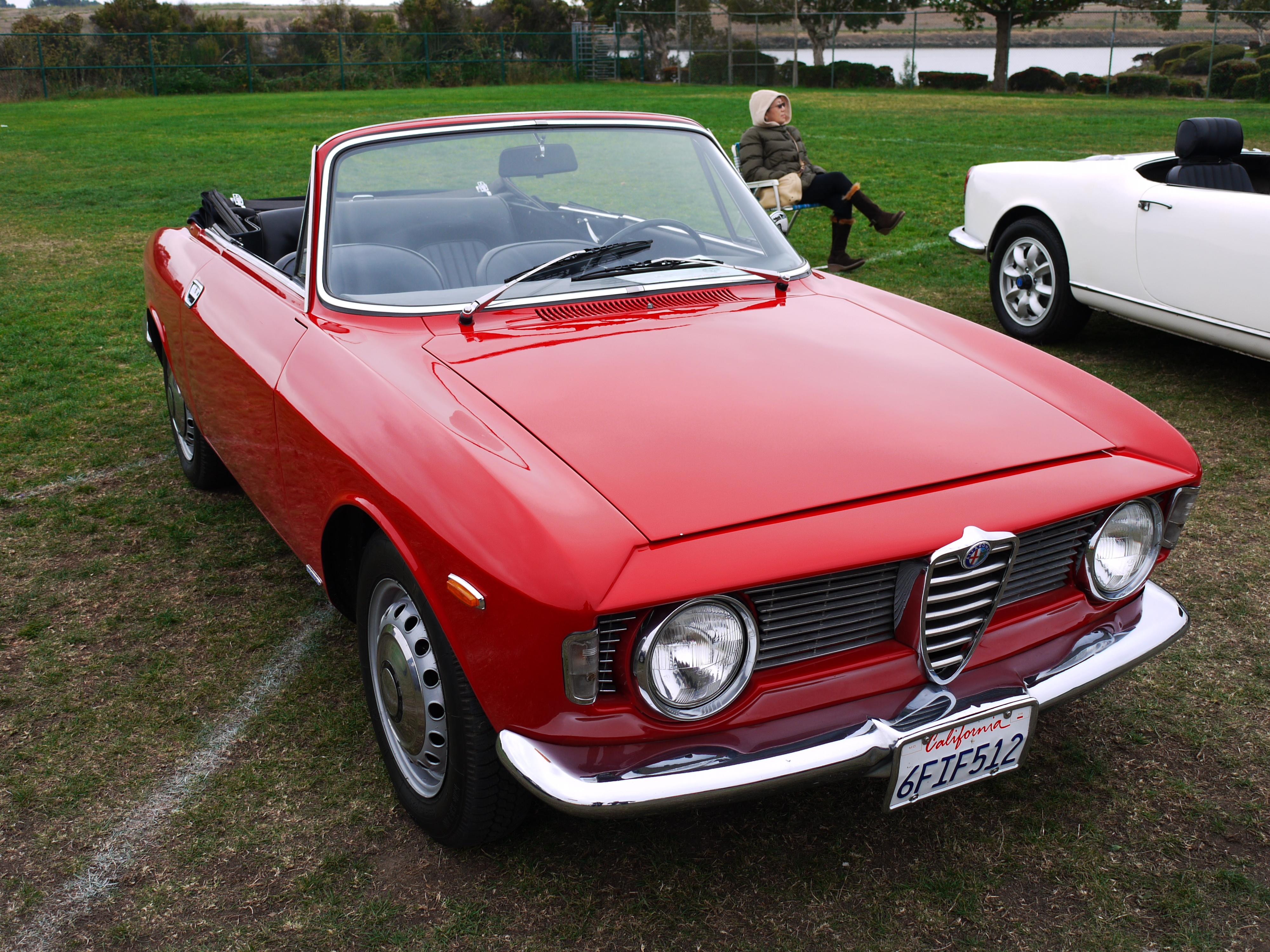 Alfa romeo giulietta super 1970