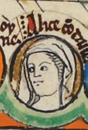 Alice of Normandy Countess consort of Burgundy