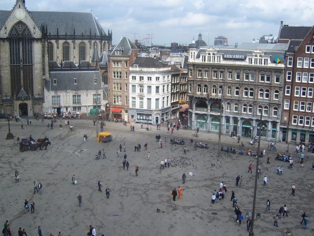 File amsterdam dam for Hotel amsterdam economici piazza dam