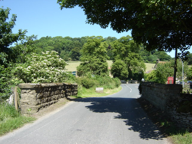Approach to Hackness from Everley - geograph.org.uk - 1425382