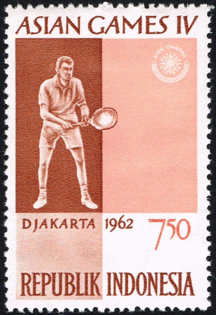Asian Games Indonesia Pertama