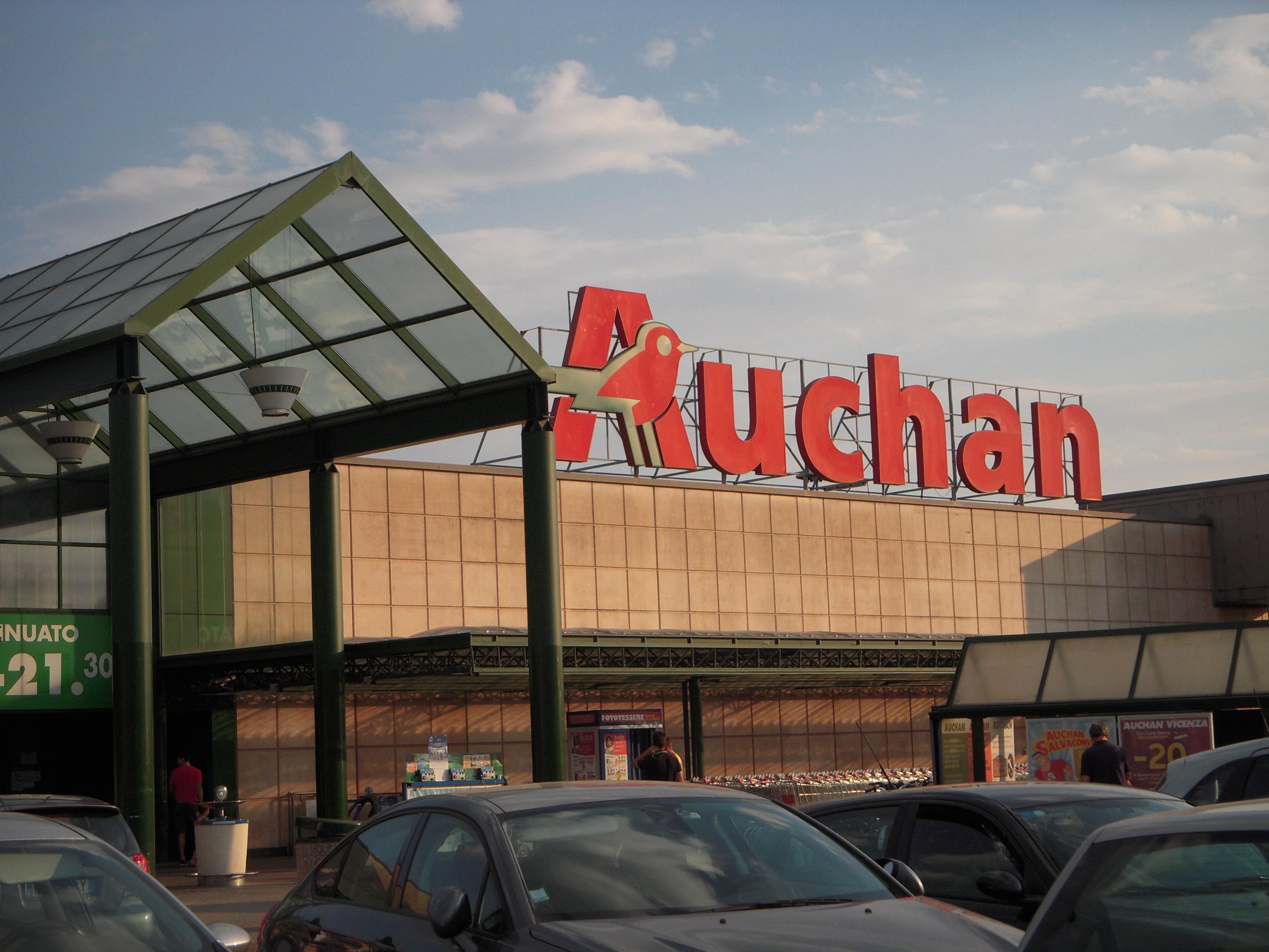 Carte Auchan Mise A Jour.Auchan Wikipedia