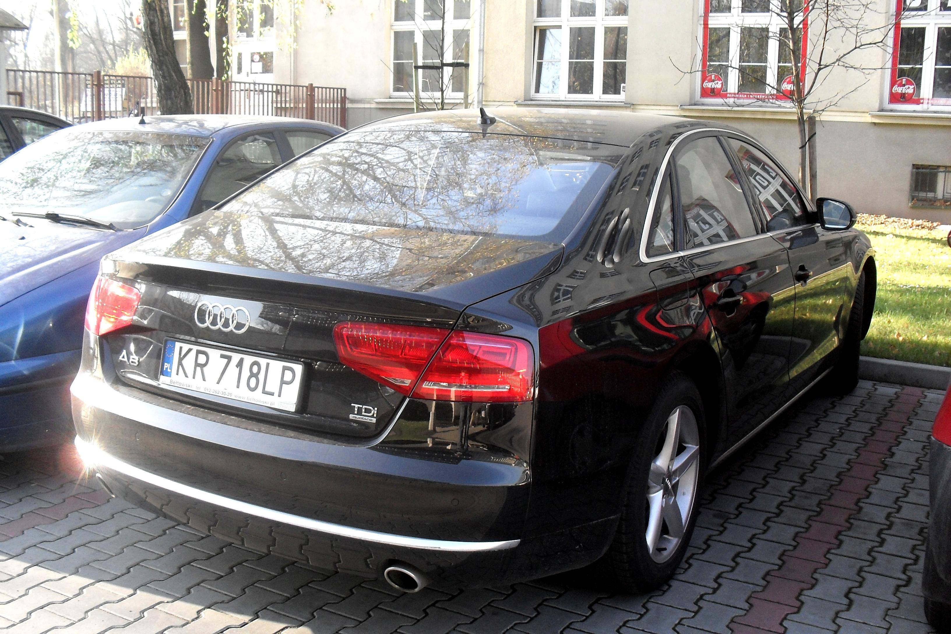 File Audi A8 D4 Krk Jpg Wikimedia Commons