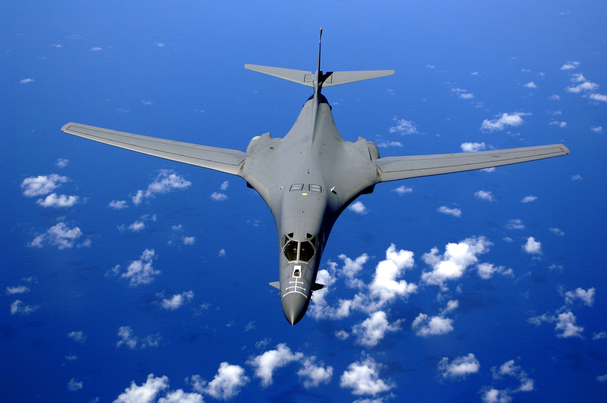 File:B-1B over the pacific ocean.jpg - Wikipedia B1 Lancer Supersonic