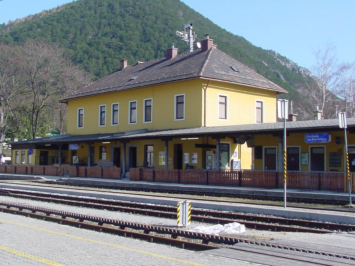 Kontaktanzeigen Puchberg am Schneeberg   Locanto
