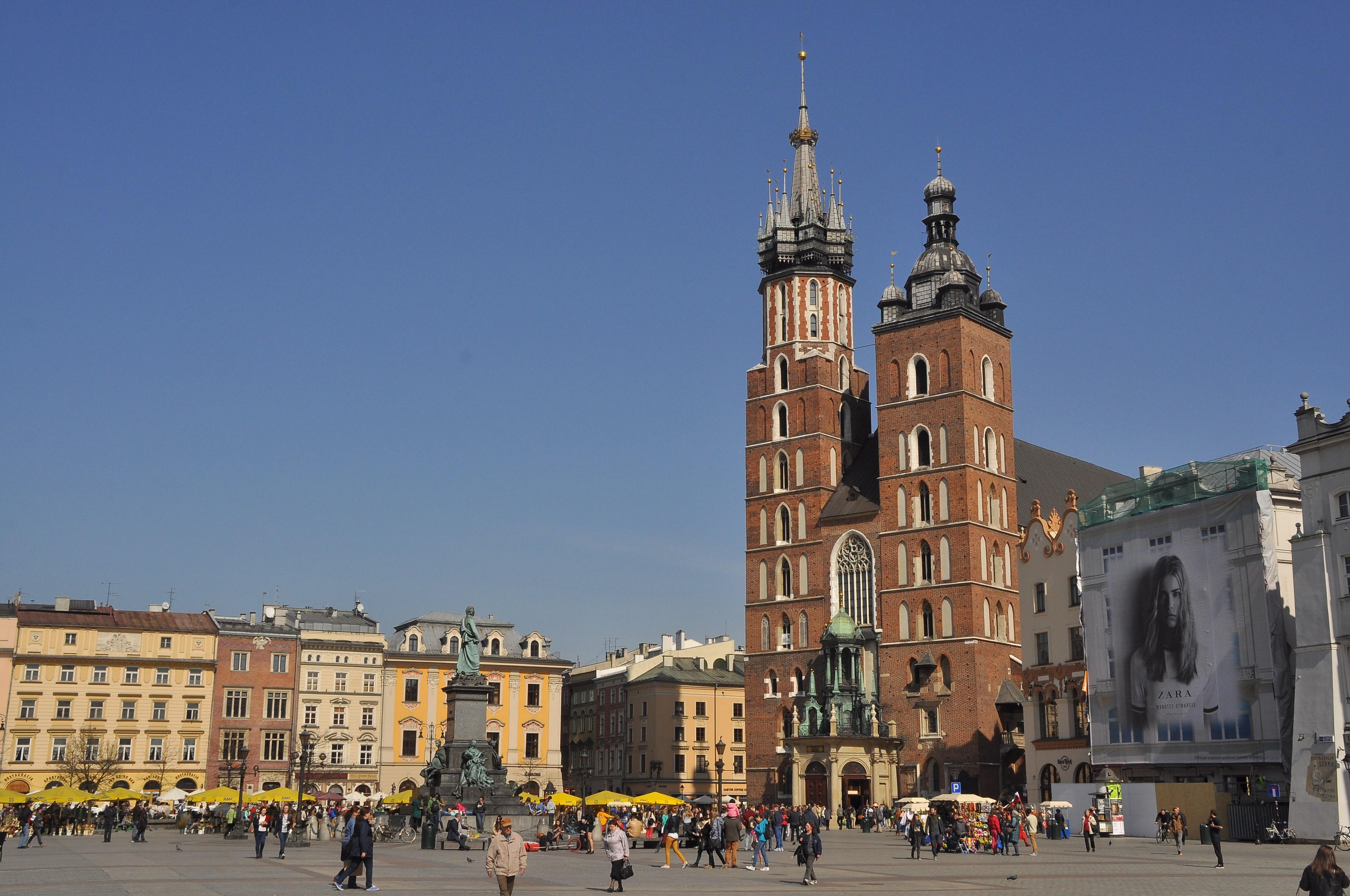 Miesic fotografii w krakowie