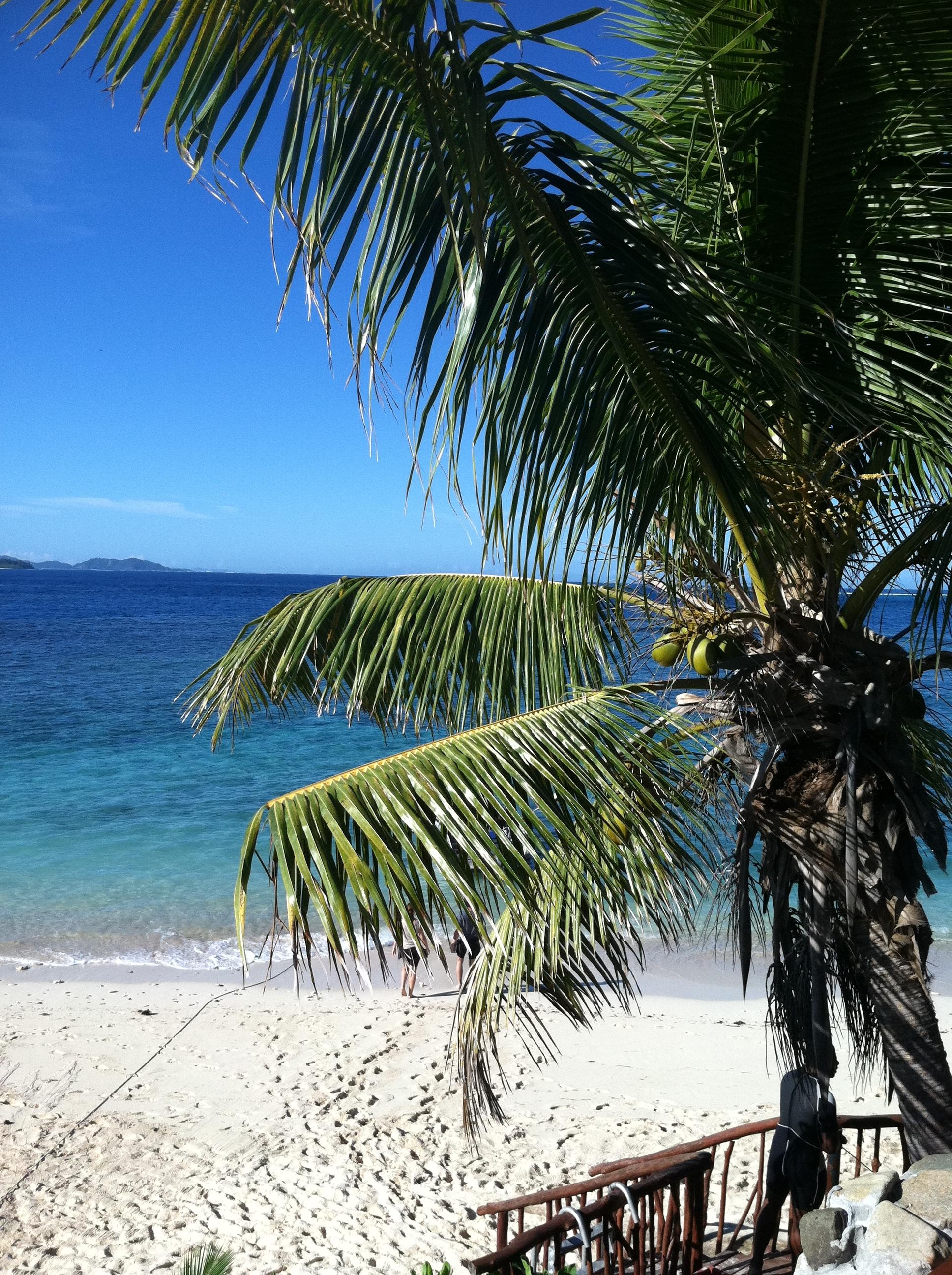 Matamanoa Island Resort Beachfront Bure
