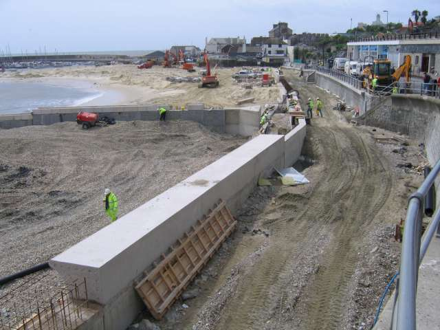Beach Renovations - geograph.org.uk - 393261.jpg