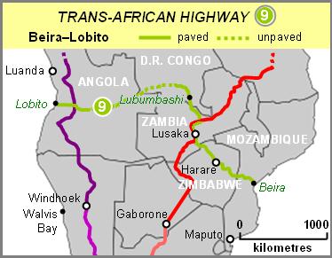 Beira Lobito Highway Wikipedia