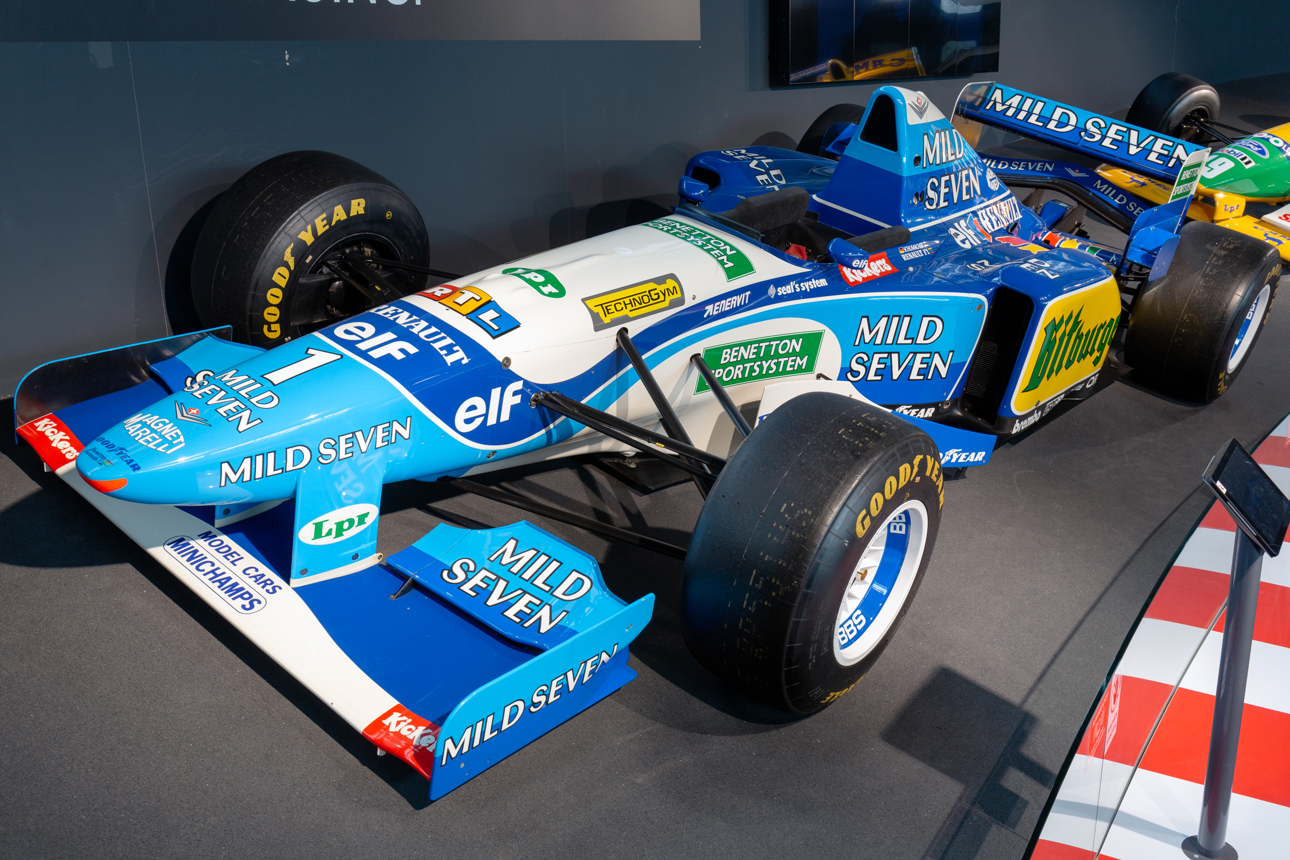 Benetton B195 - Wikipedia