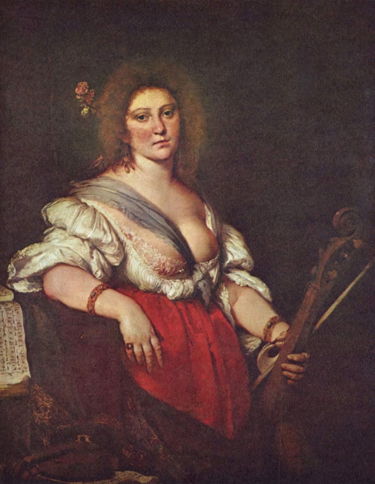 Depiction of Bernardo Strozzi