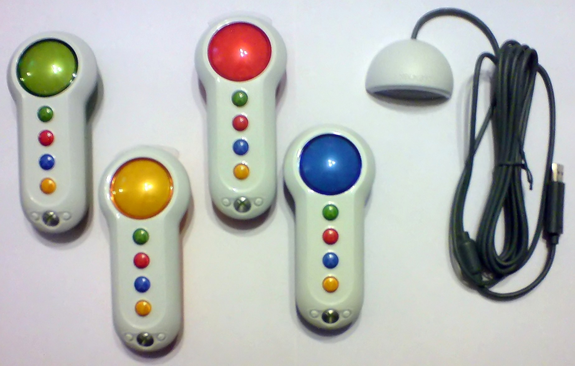 List of Xbox 360 accessories - Wikiwand