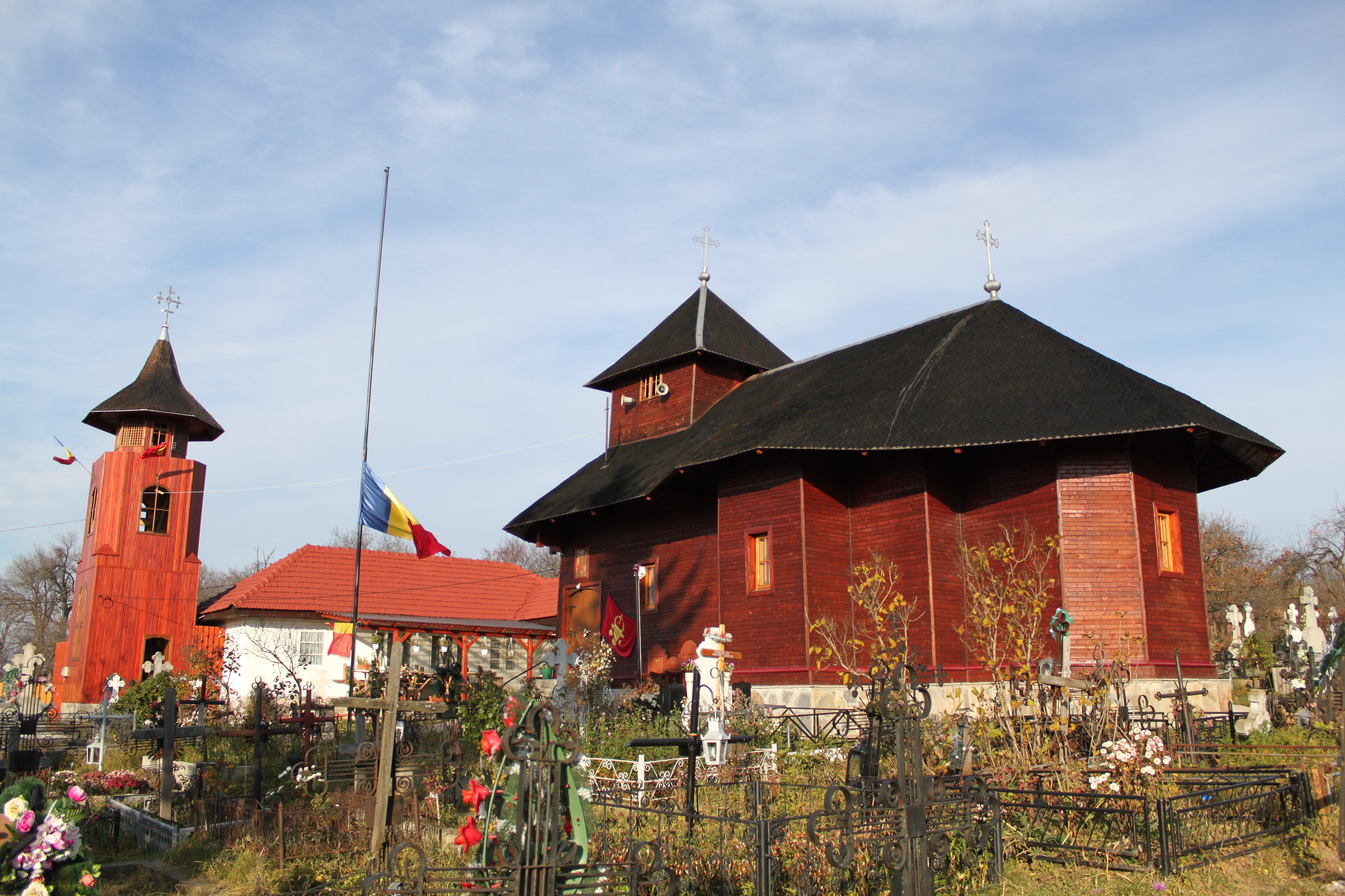 Biserica de lemn din Corni