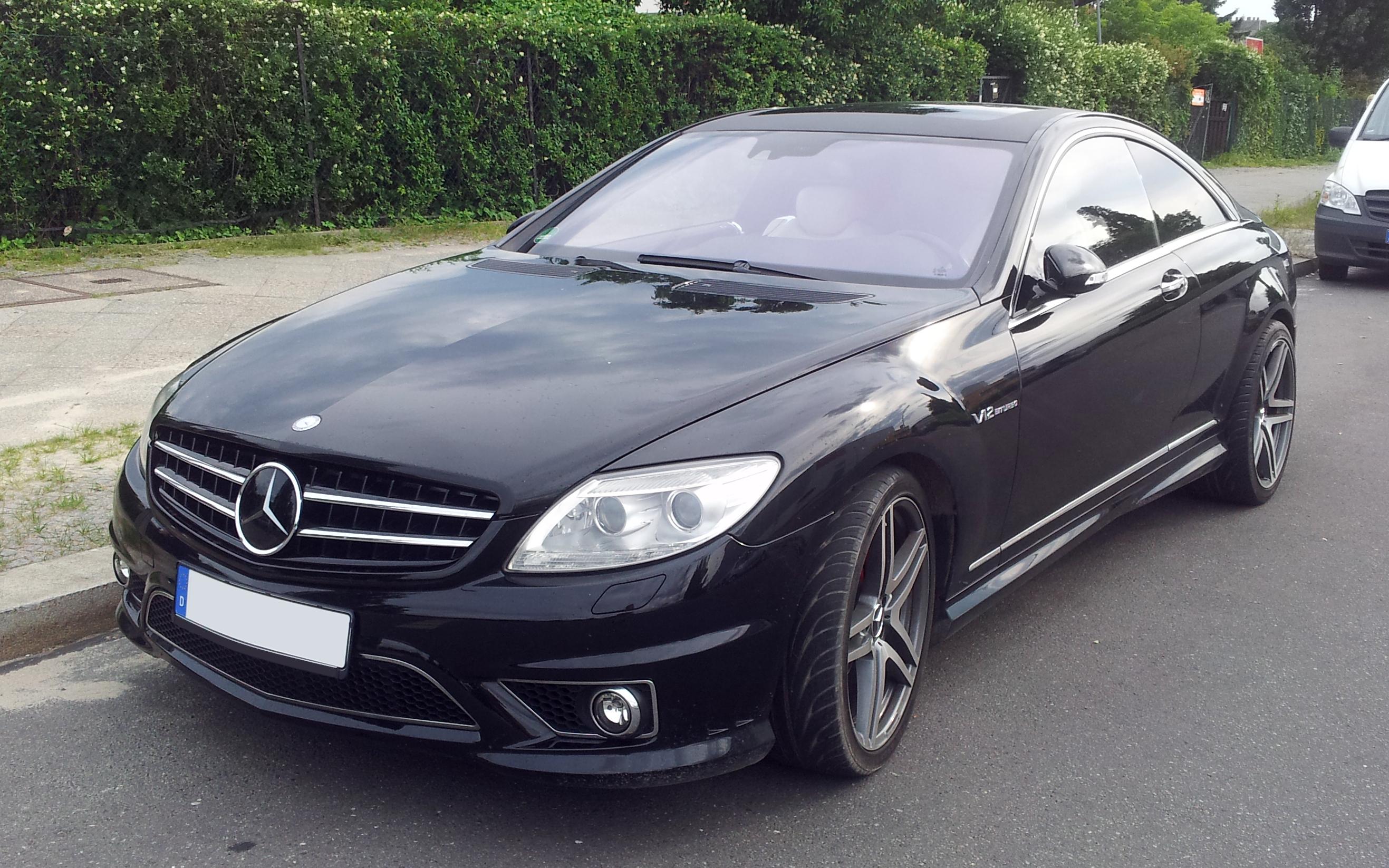Mercedes benz cl c216 cl 65 amg for Mercedes benz sarasota florida