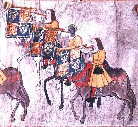 Henry VIII's trumpeters