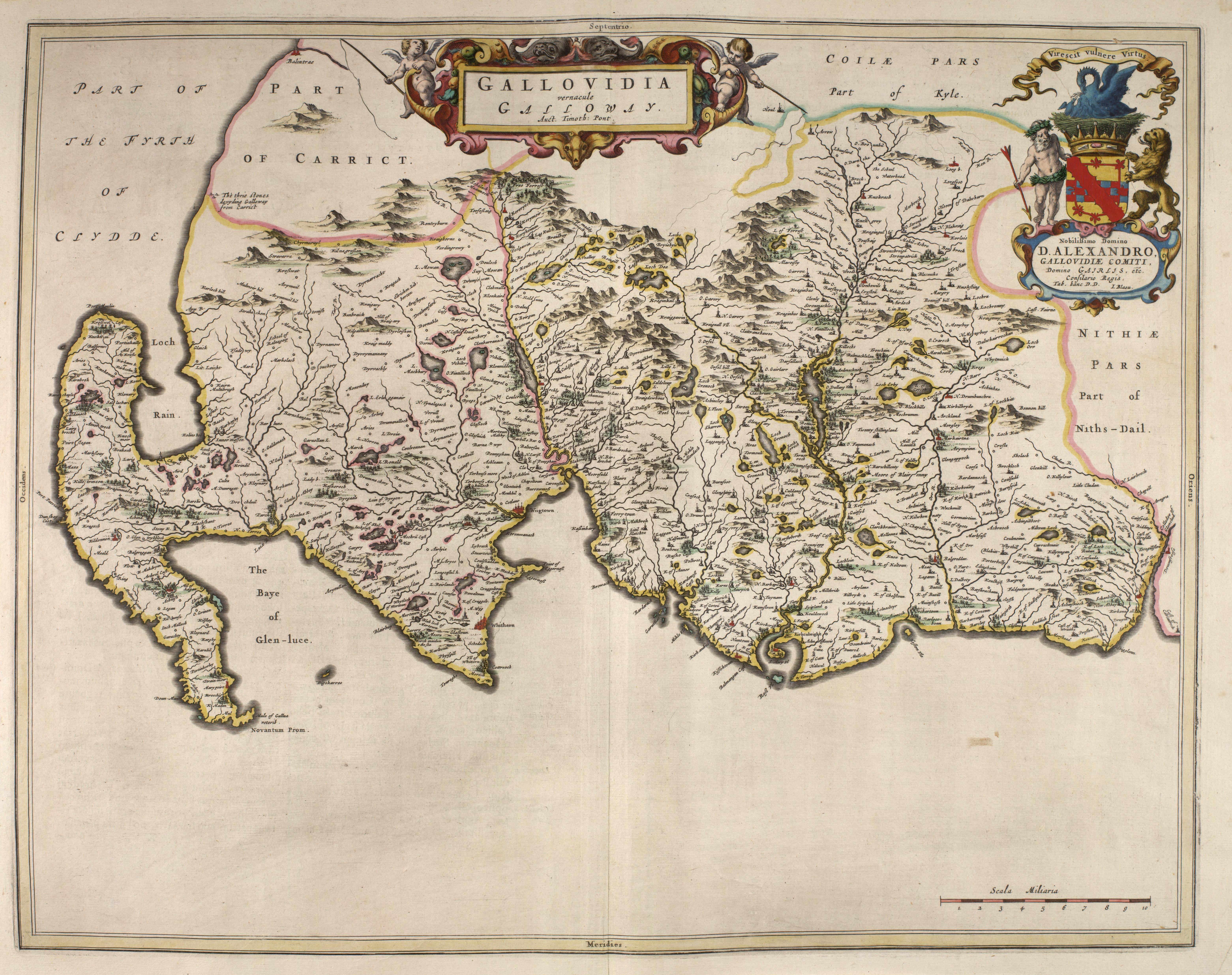 File:Blaeu - Atlas of Scotland 1654 - GALLOVIDIA - Galloway.jpg