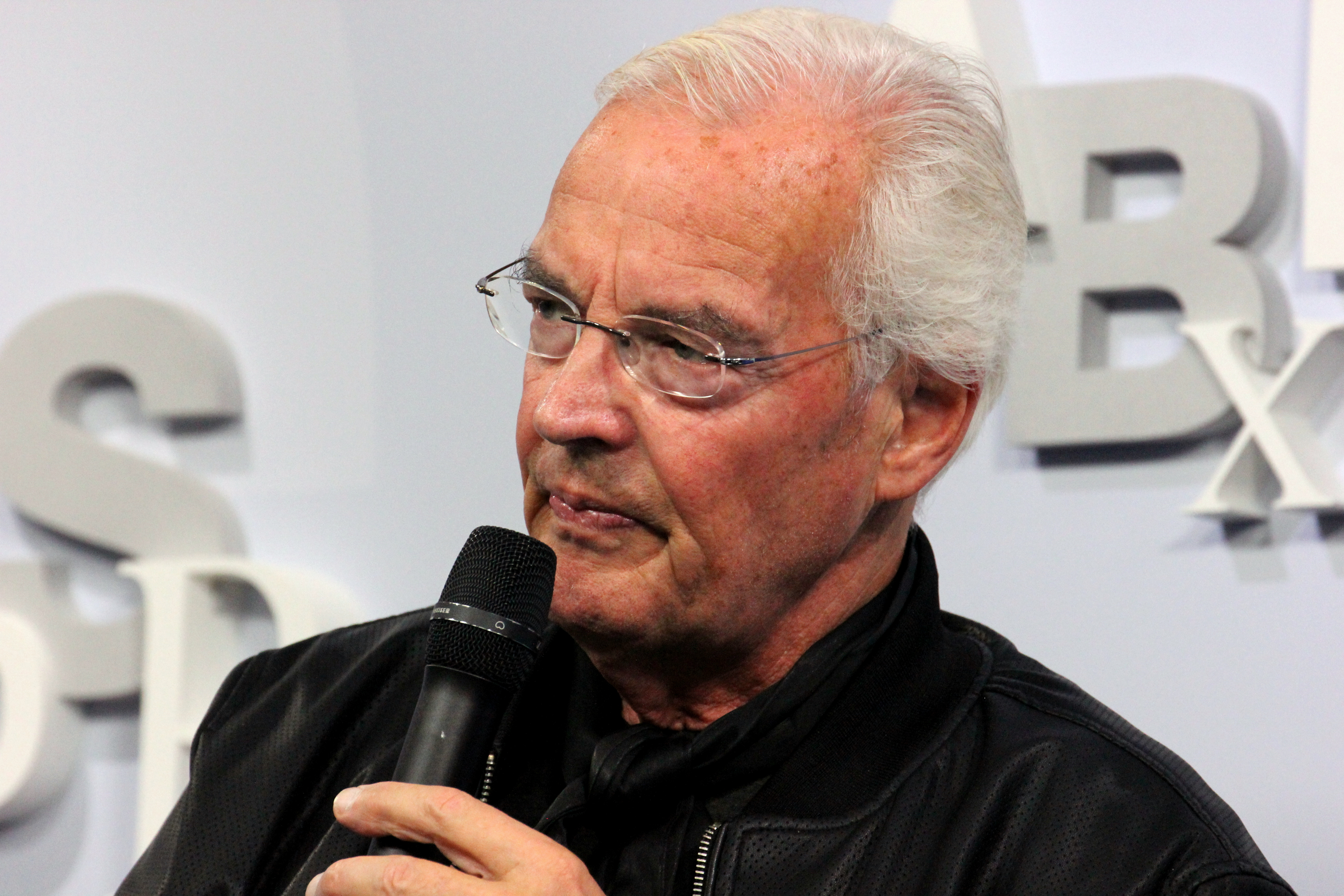 Bodo Kirchhoff auf der [[Frankfurter Buchmesse