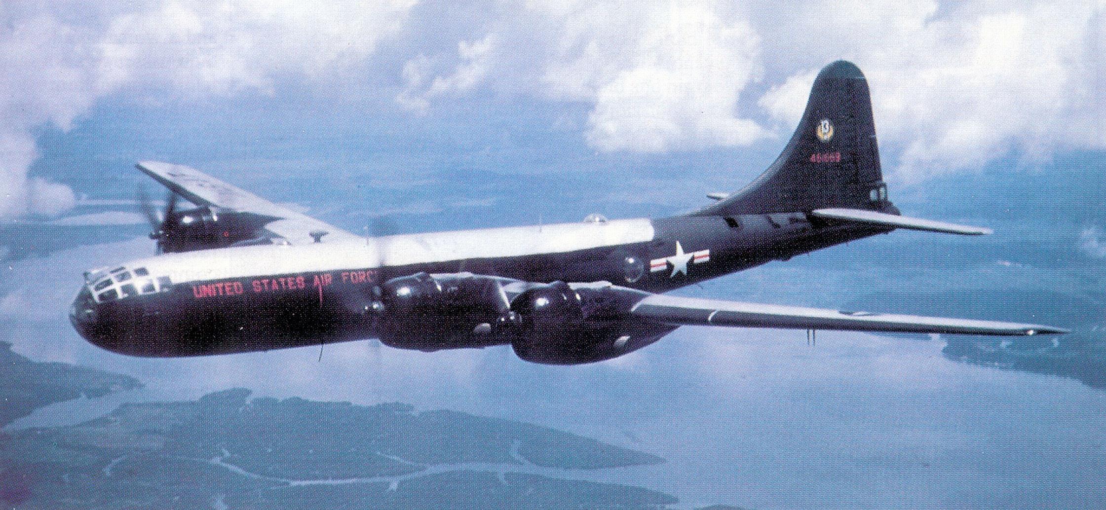 Résultat d'images pour Bombardier B-29