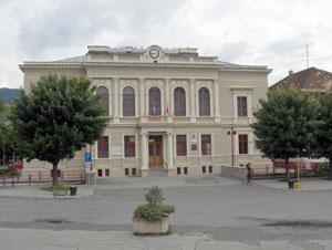 Dobšiná Town in Slovakia