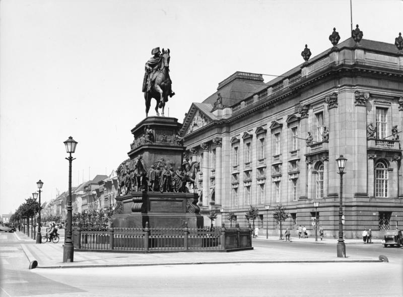 Staatsbibliothek Zu Berlin Haus Unter Den Linden Wikipedia