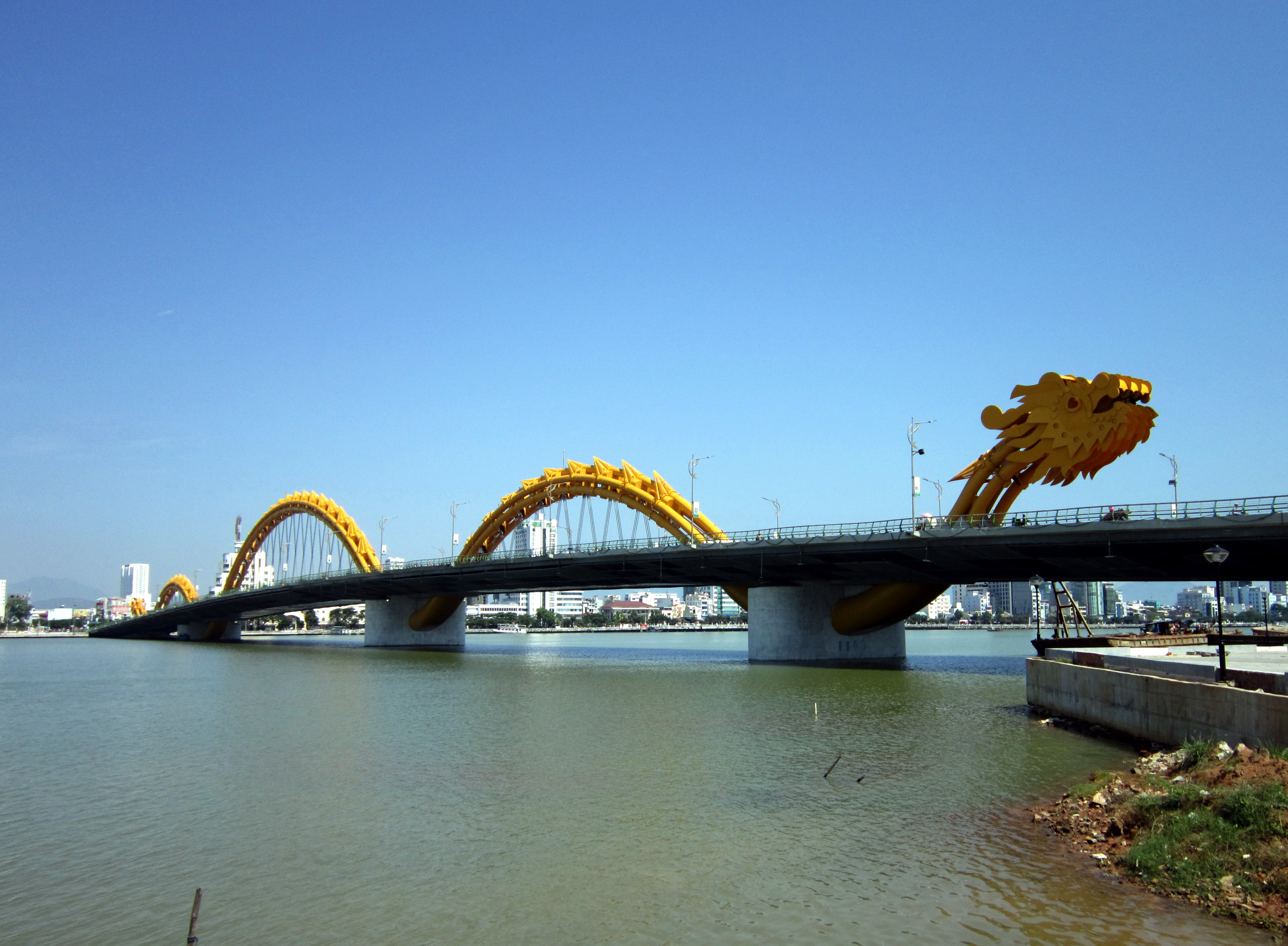 dragon bridge da nang wikipedia