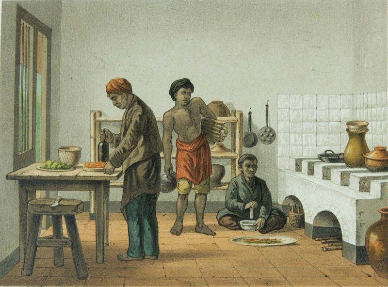 File Collectie Tropenmuseum Een Keuken Van Europese Woning Tmnr 3728 789 Jpg