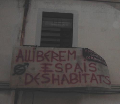 Depiction of Centro social okupado