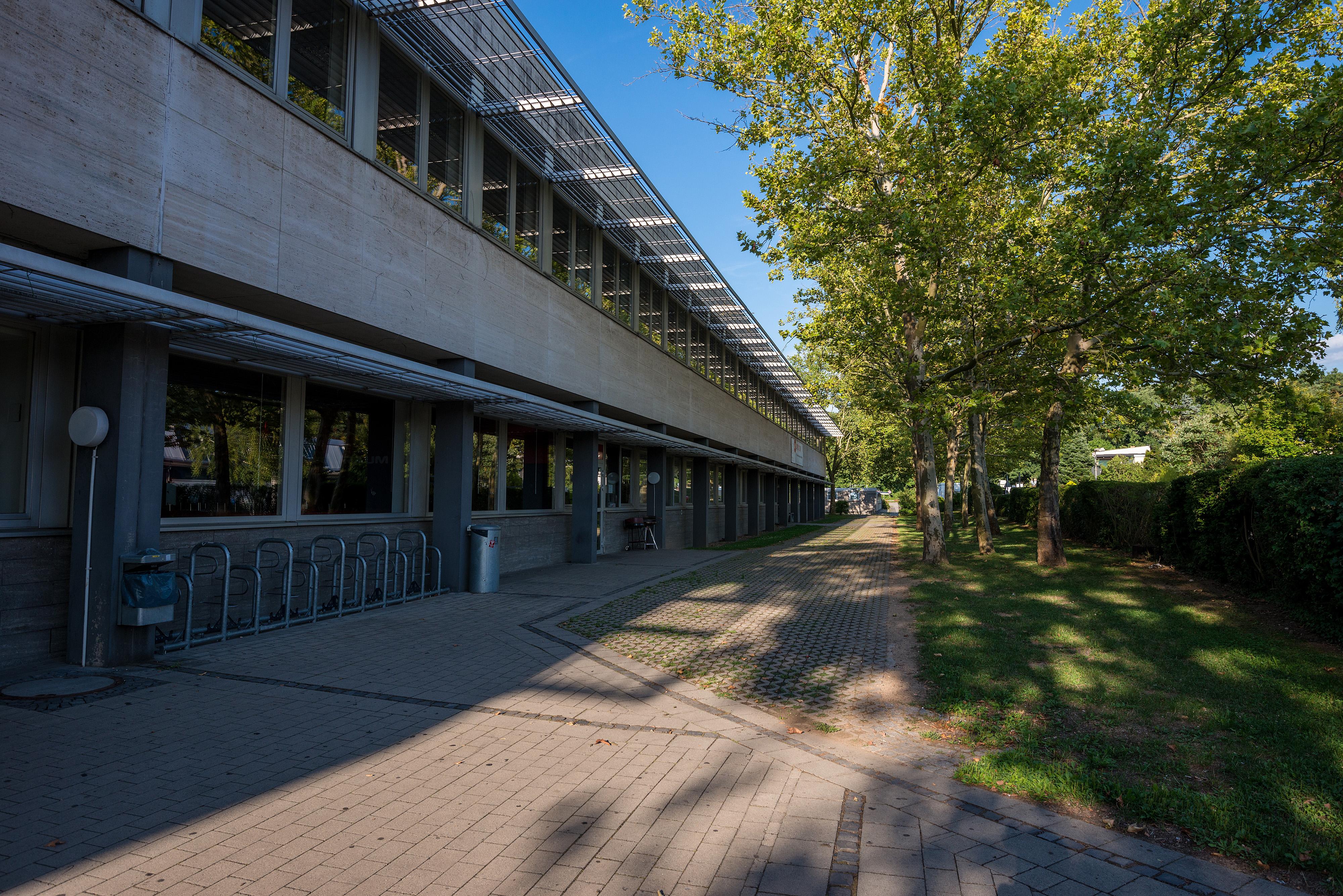 File Campus Dieburg Der Hochschule Darmstadt