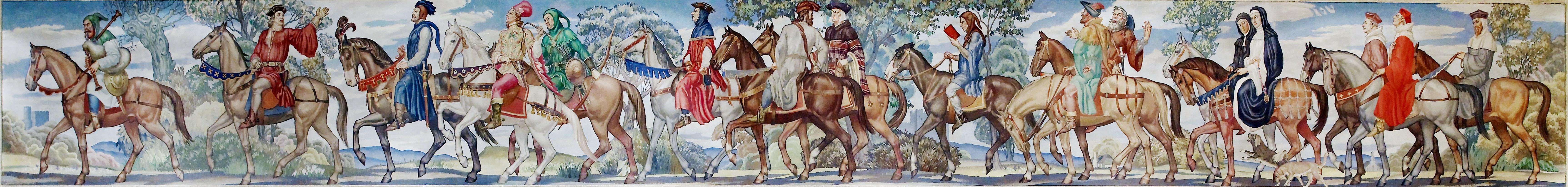 canterbury myths chaucer