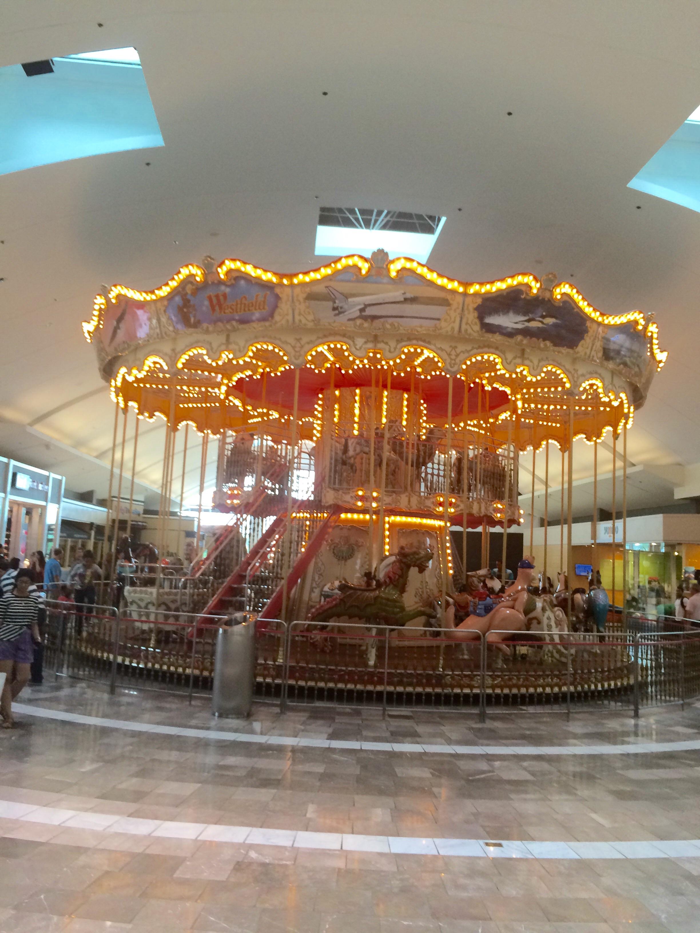 FileCarousel at Garden State Plaza , Wikimedia Commons