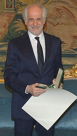 Toni Servillo in 2017