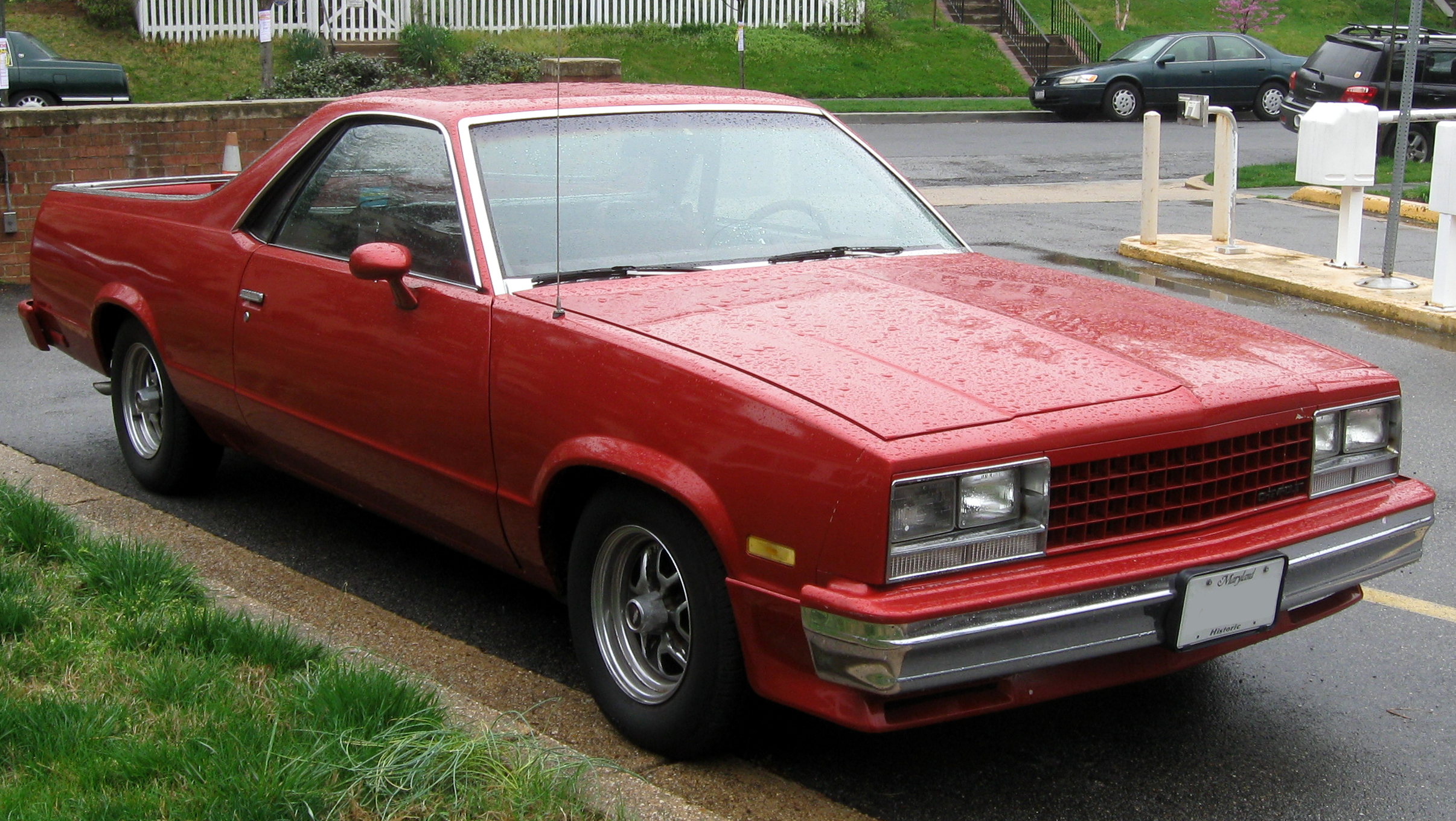 File:Chevrolet El Camino -- 03-24-2012.JPG - Wikimedia Commons