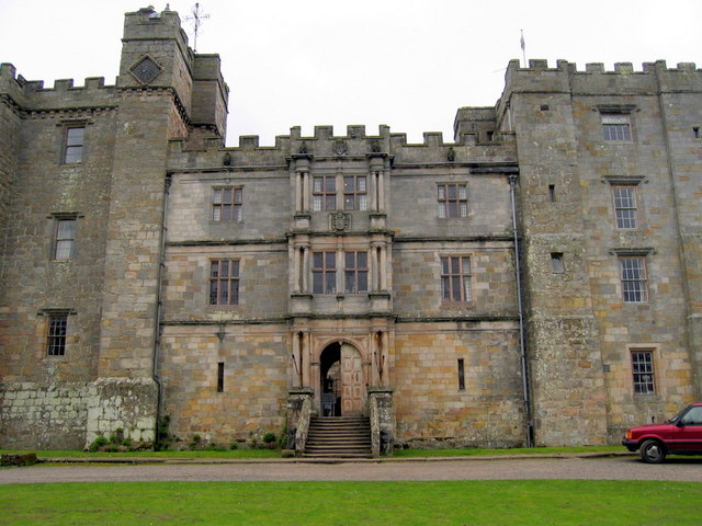 Chillingham Castle - geograph.org.uk - 1283636