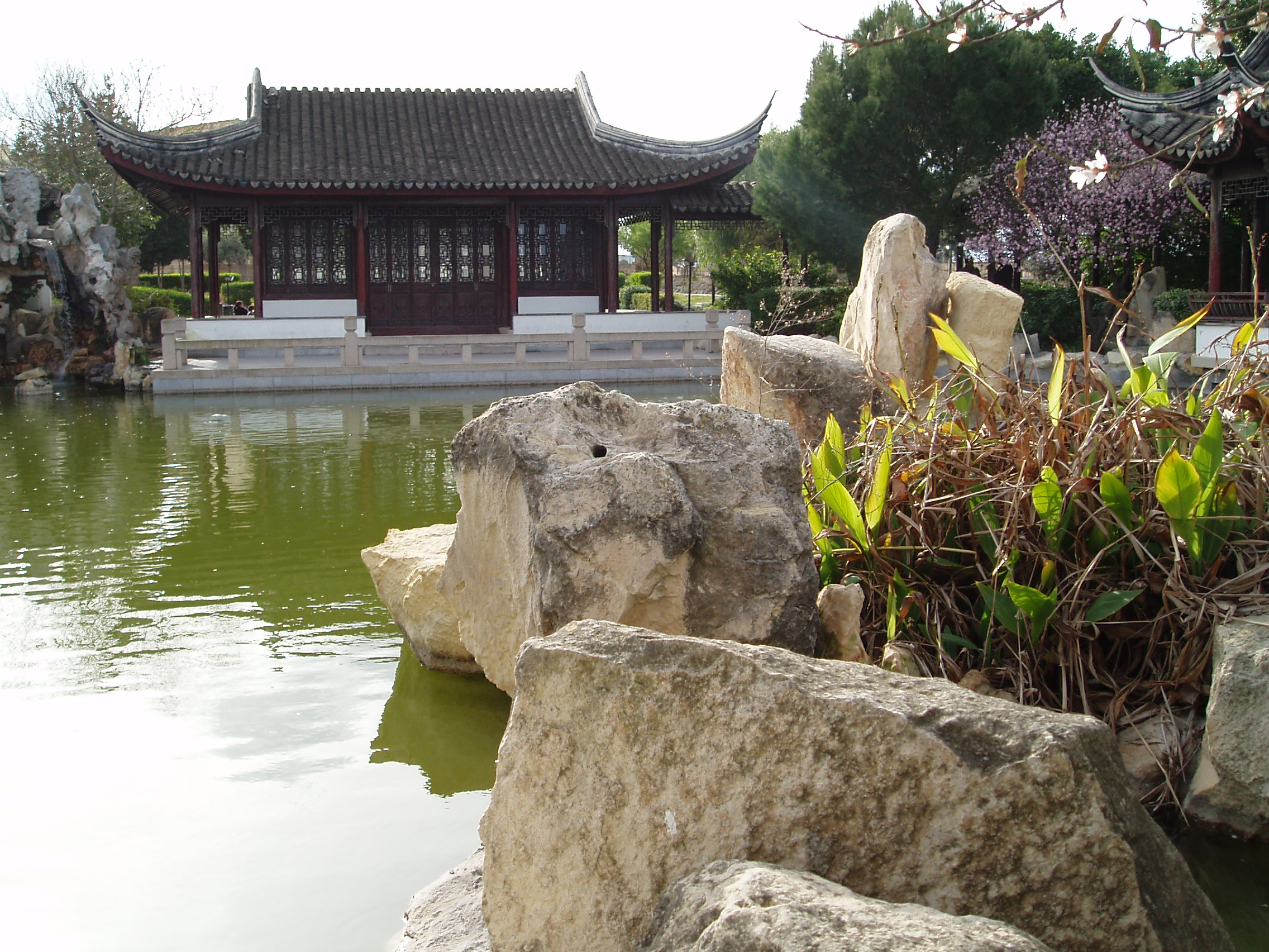 File chinese garden wikimedia commons - How to create a chinese garden ...