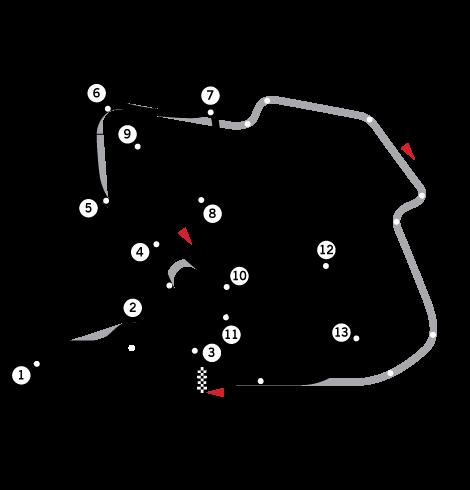 Circuit zandvoort wikipedia - Layouts hoogte ...