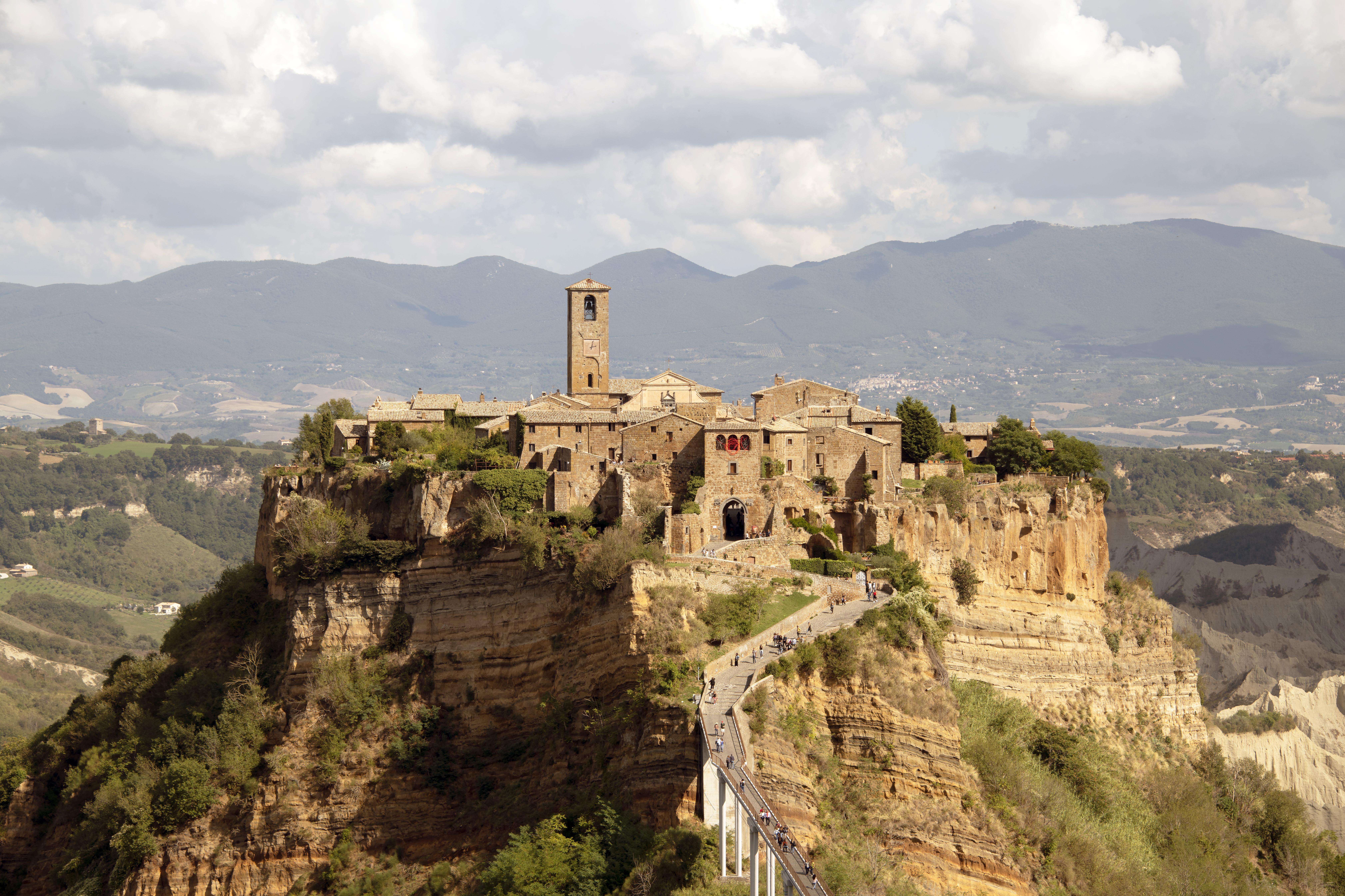 Civita Di Bagnoregio Wikipedia